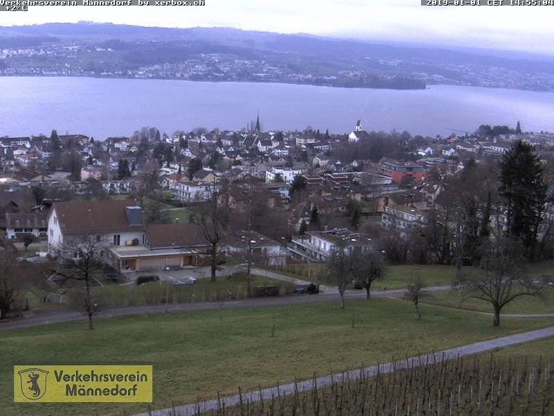 Webcam Männedorf