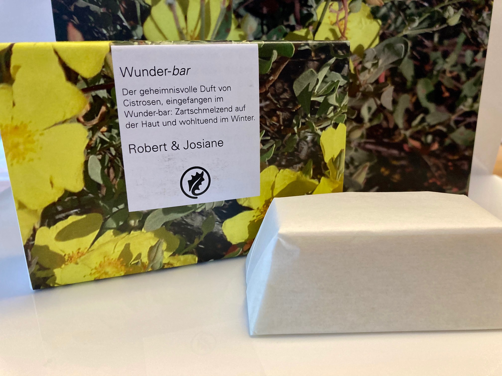 Wunder-Bar/ Creme in Seifenform