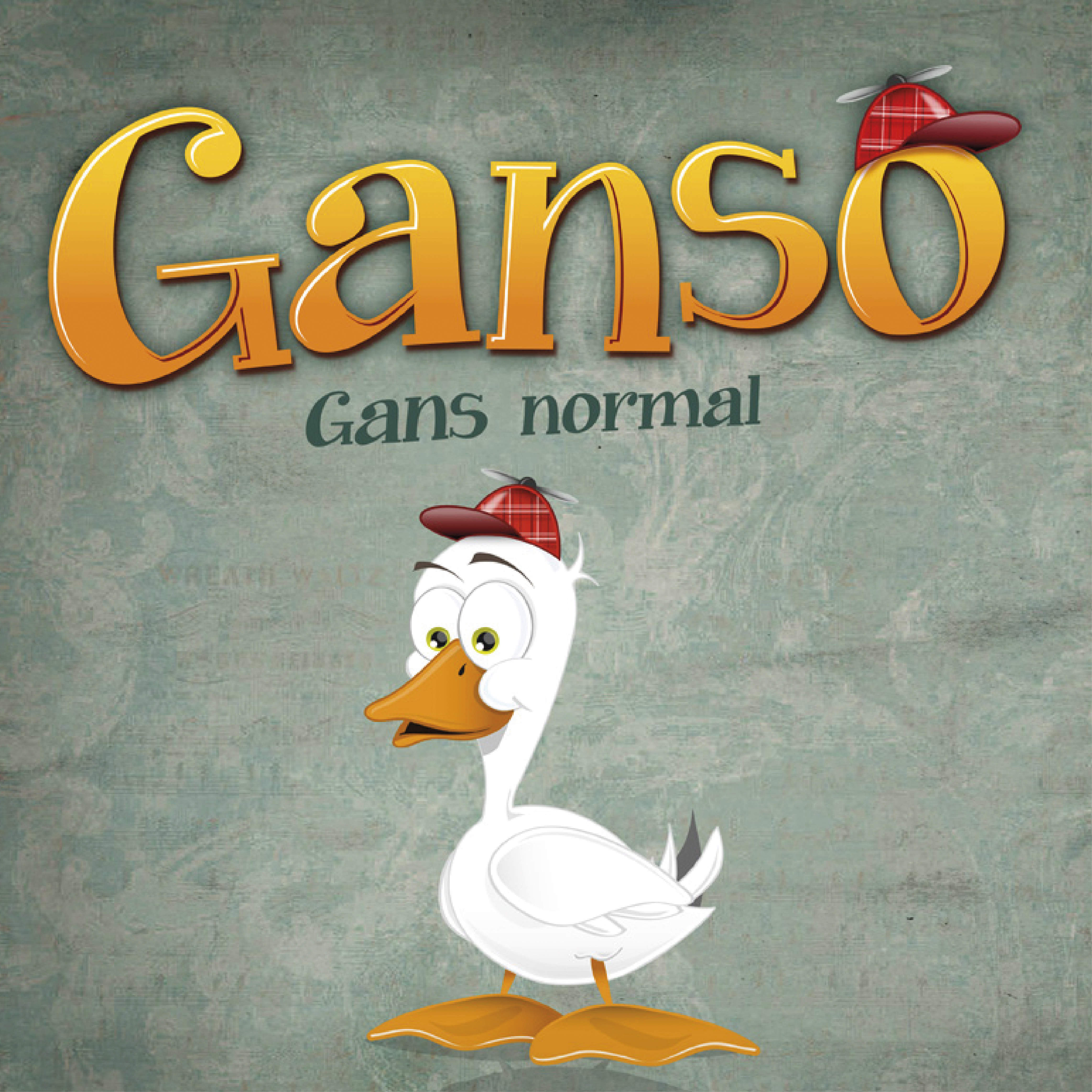 Ganso - «Ganz» normal by nisign