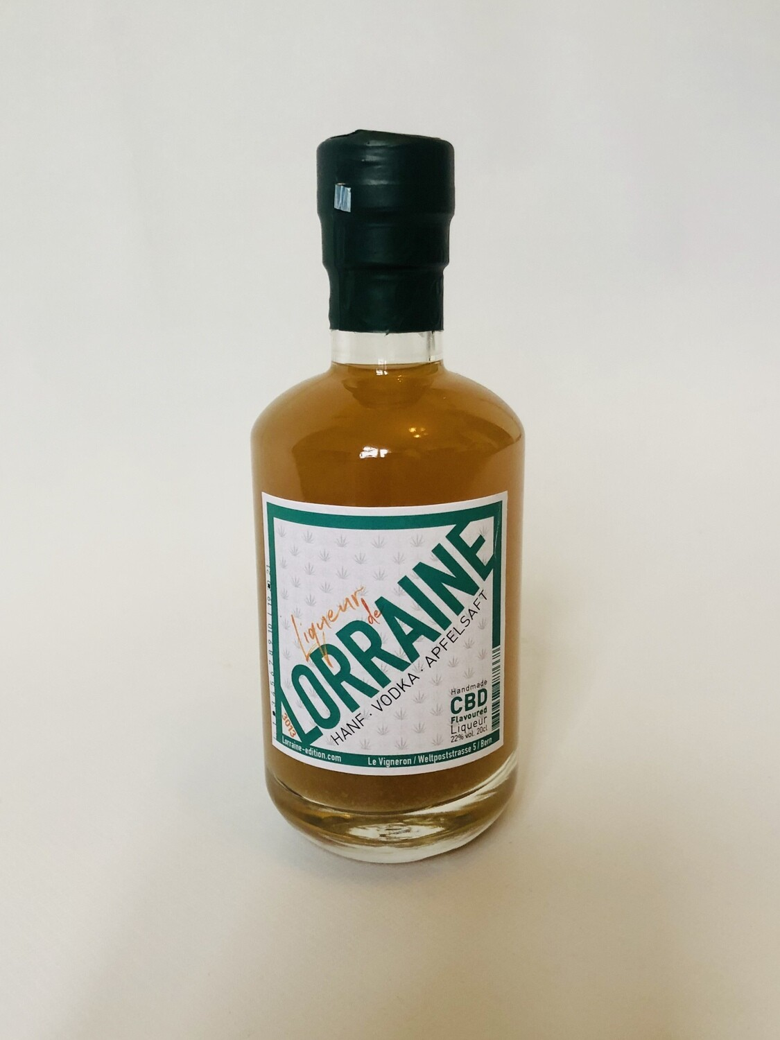 LIKÖR |   CBD Flavoured-Likör, 200 ml, 22%vol.