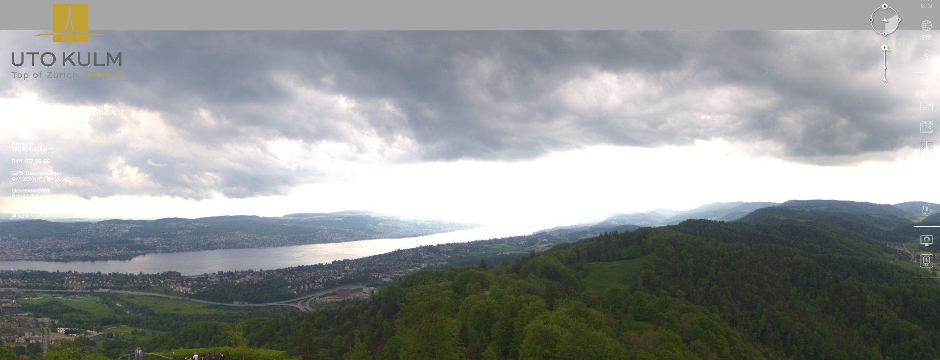 Webcam Uetliberg Kulm