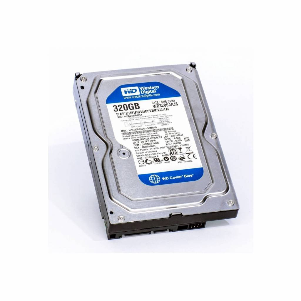 "Western Digital 3.5"" 320 GB"