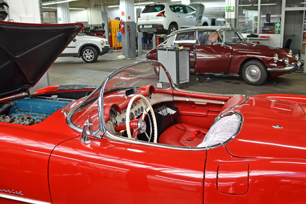 Autohaus Classics Oldtimerwerkstatt Basel