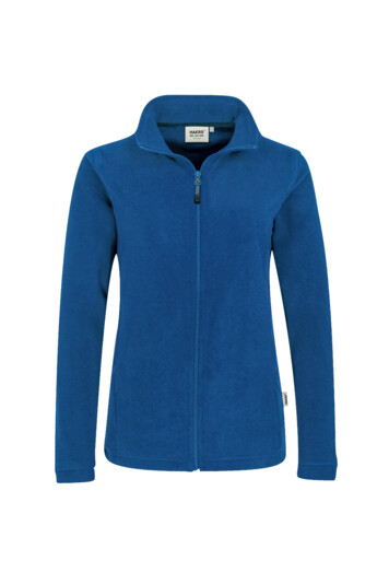 Damen Fleece Jacke HAKRO Delta 0240 Royal 10