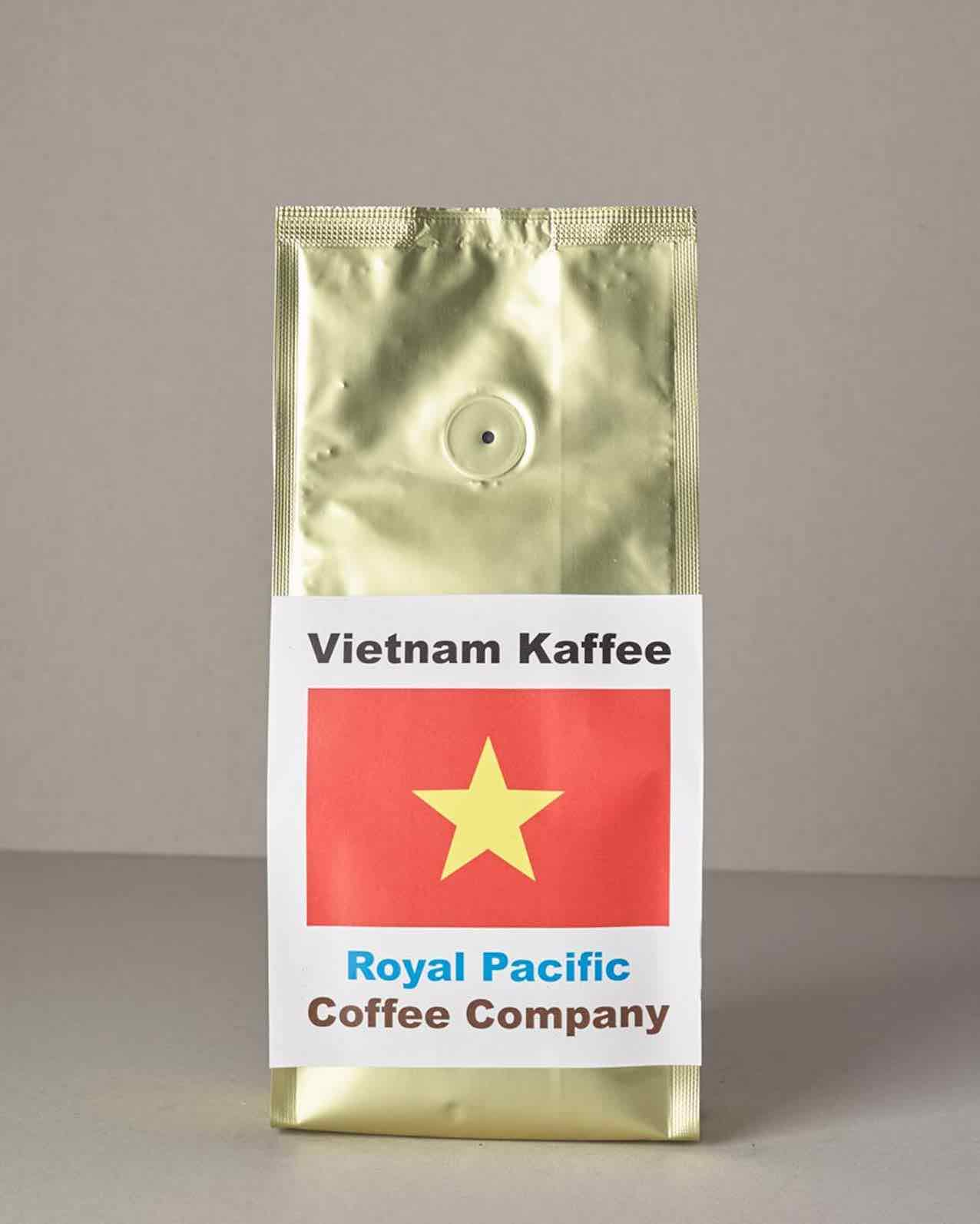 Vietnam Kaffee Original, Single Origin UTZ, 250 Gramm gemahlen