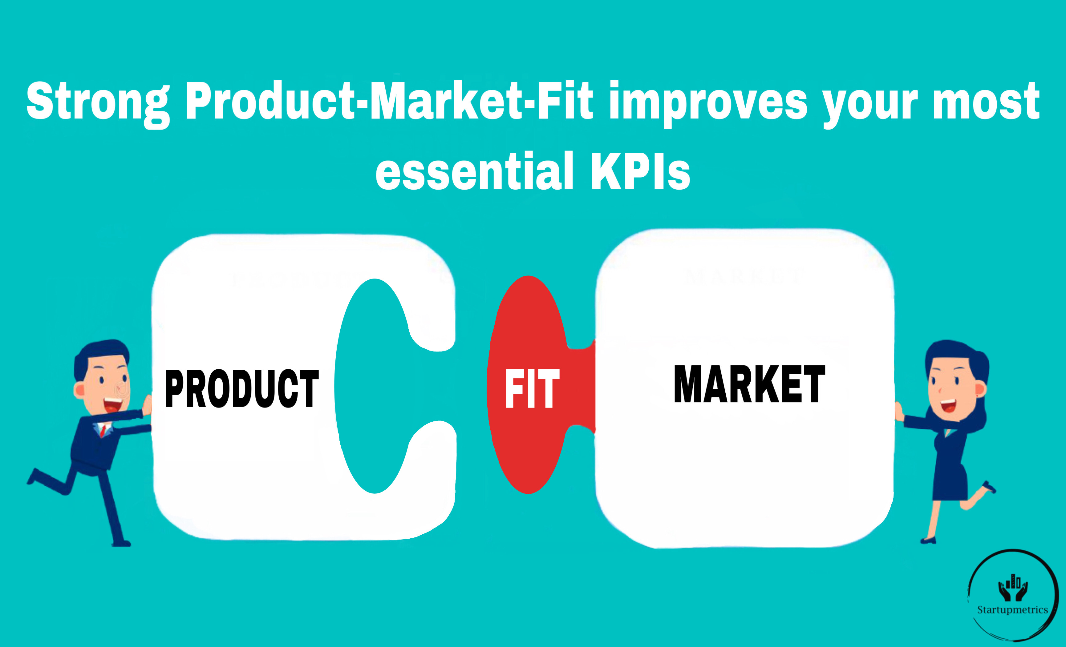 Find Product-Market-Fit to experience exponential Growth