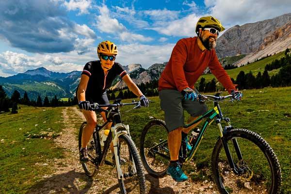 Ebike mieten Basel Natur Abenteuer Mountain
