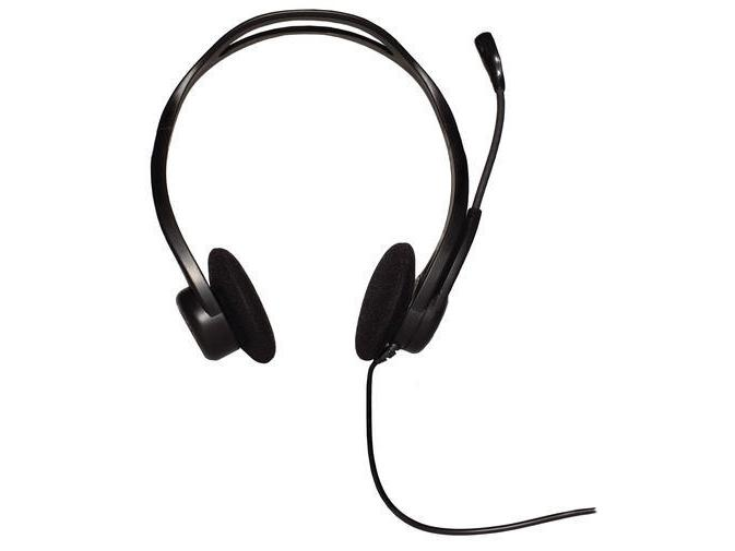 Logitech Headset Stereo PC 960 OEM - USB-Headset