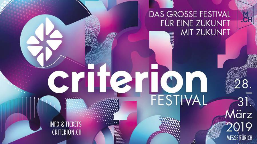 CRITERION FESTIVAL ZRH, End of March