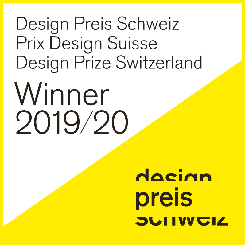 Winner of the Design Preis Schweiz