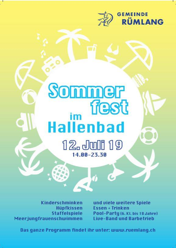 HCRO Bar am Sommerfest