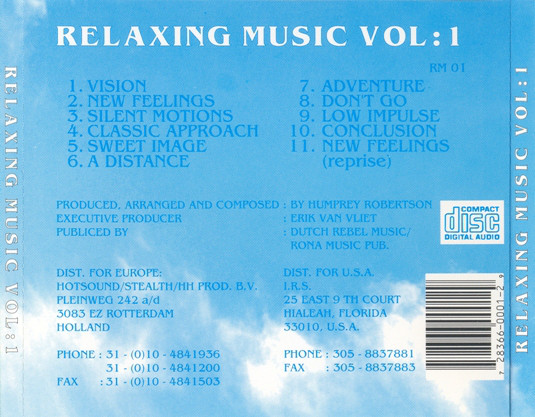 Relaxing Music Volume 1