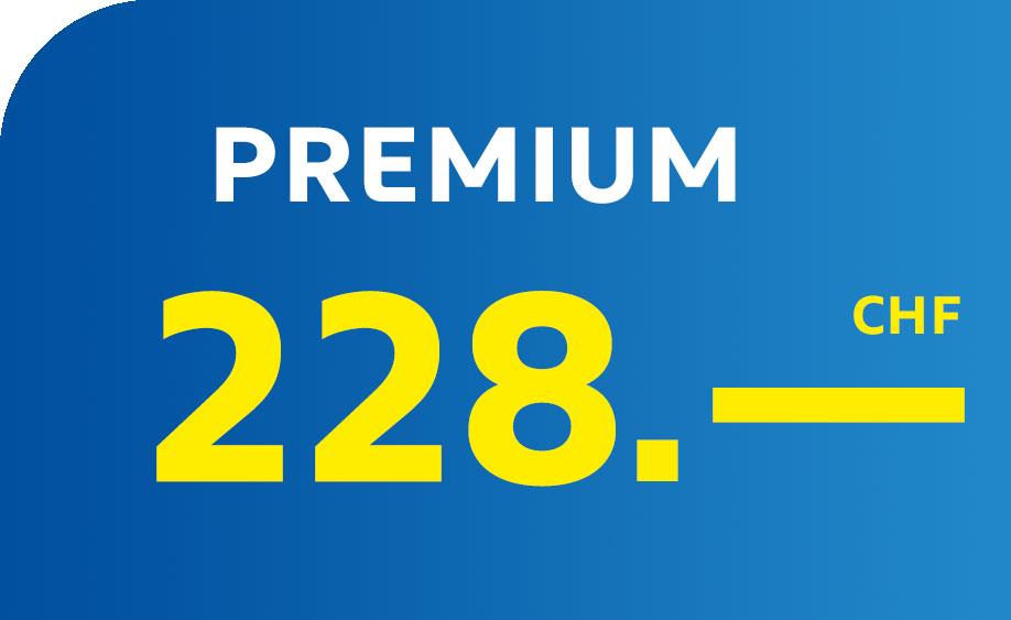 Euromaster Basel Aktionsangebot Premium CHF 228