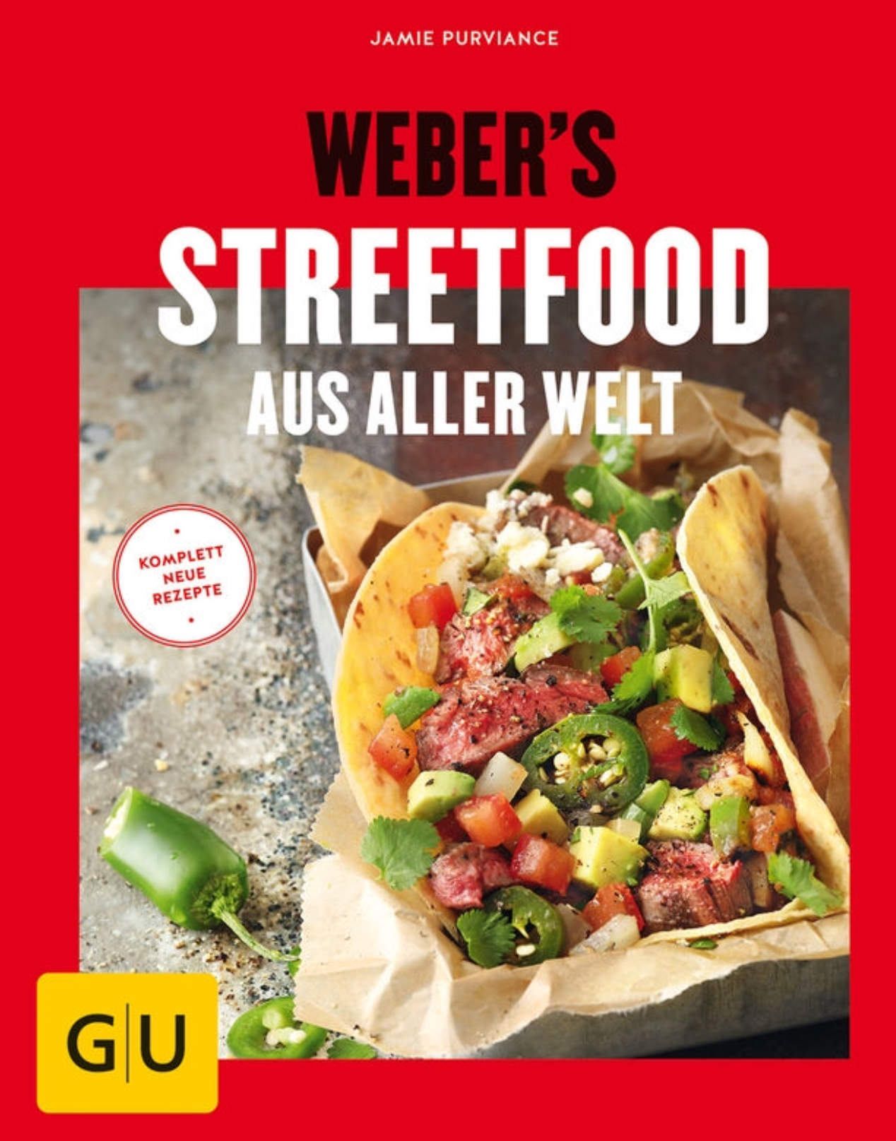 Weber´s Streetfood -Deutsch