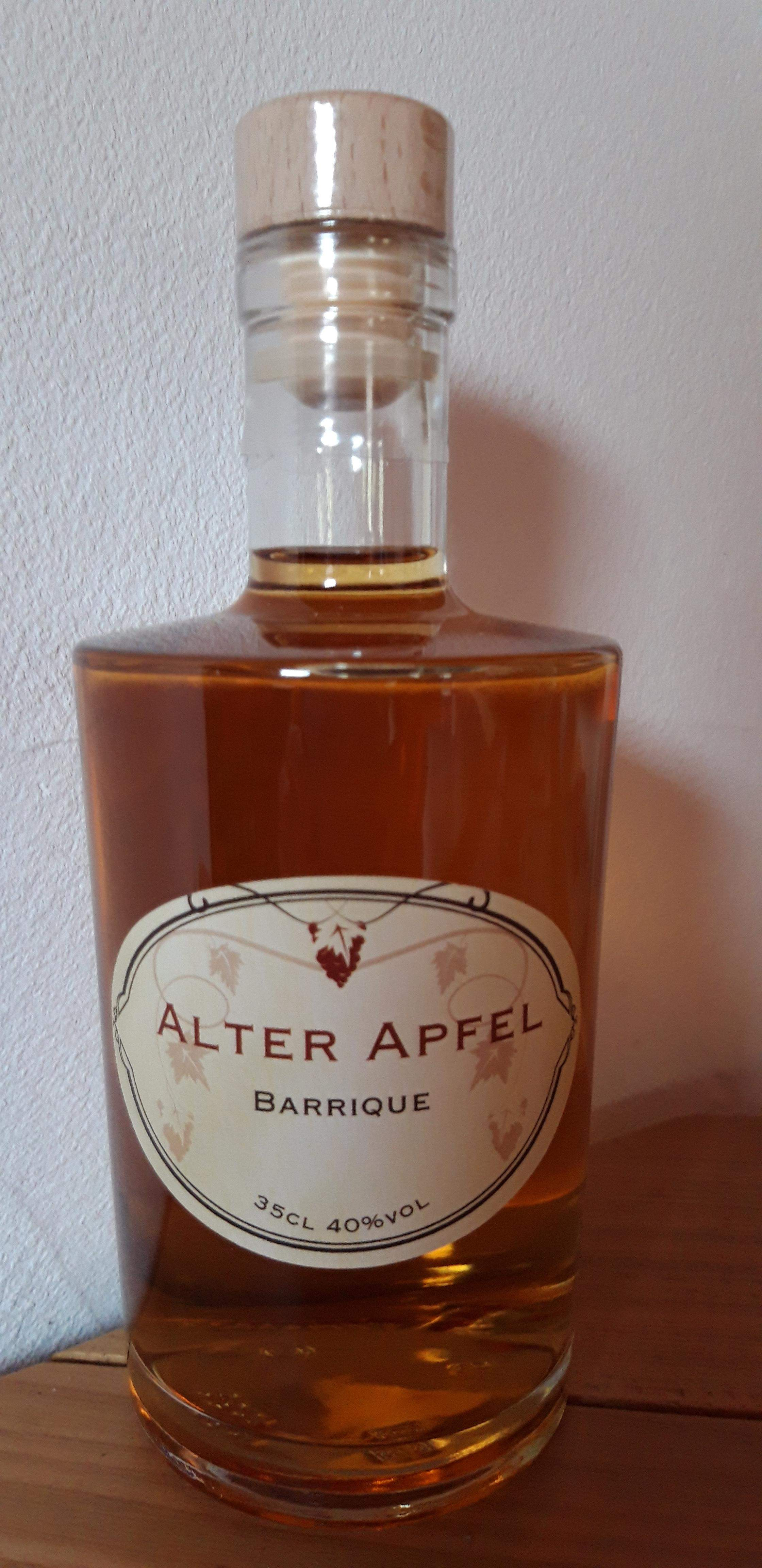 Alter Apfel Barrique