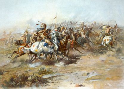 Schlacht am Little Bighorn-300png