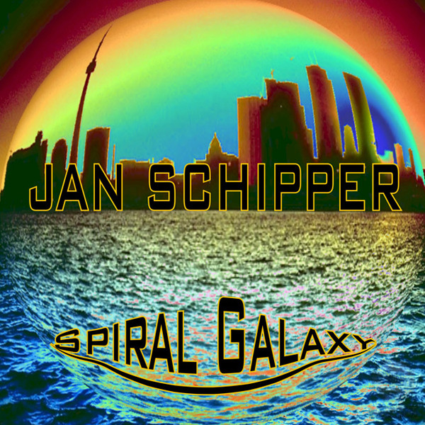 Jan Schipper - Spiral Galaxy