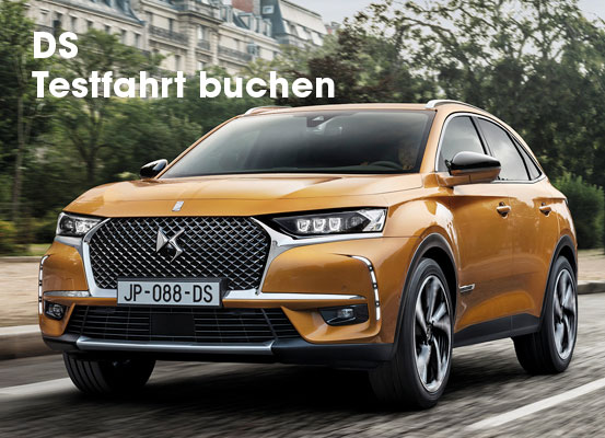 DS Automobiles Test Days 2021 Neuwagenaktion