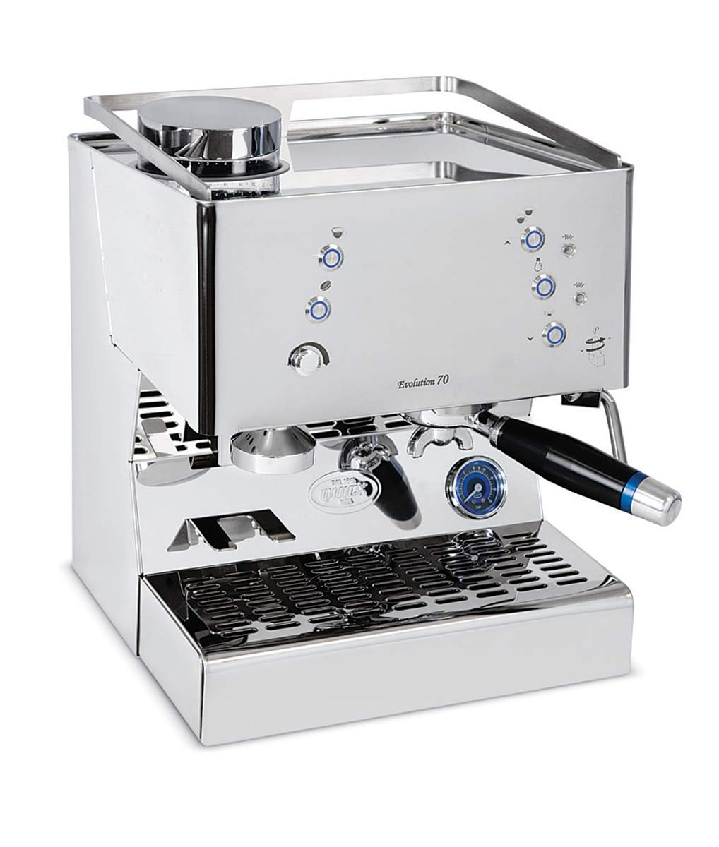 Quick Mill Evolution 70 mit Kaffeemühle