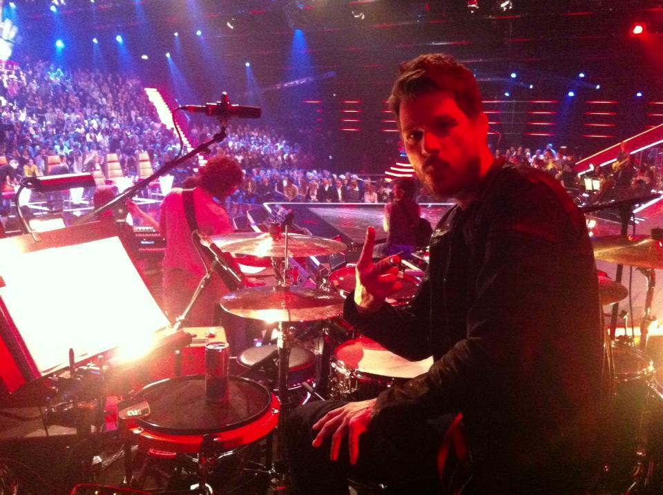 Foto-4-Flo-Dauner-drums-by-Schiller-Die-Fantastischen-Vier-The-Voice-of-Germany