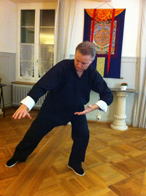 Tai Chi Chuan alter authentischer Yang Stil