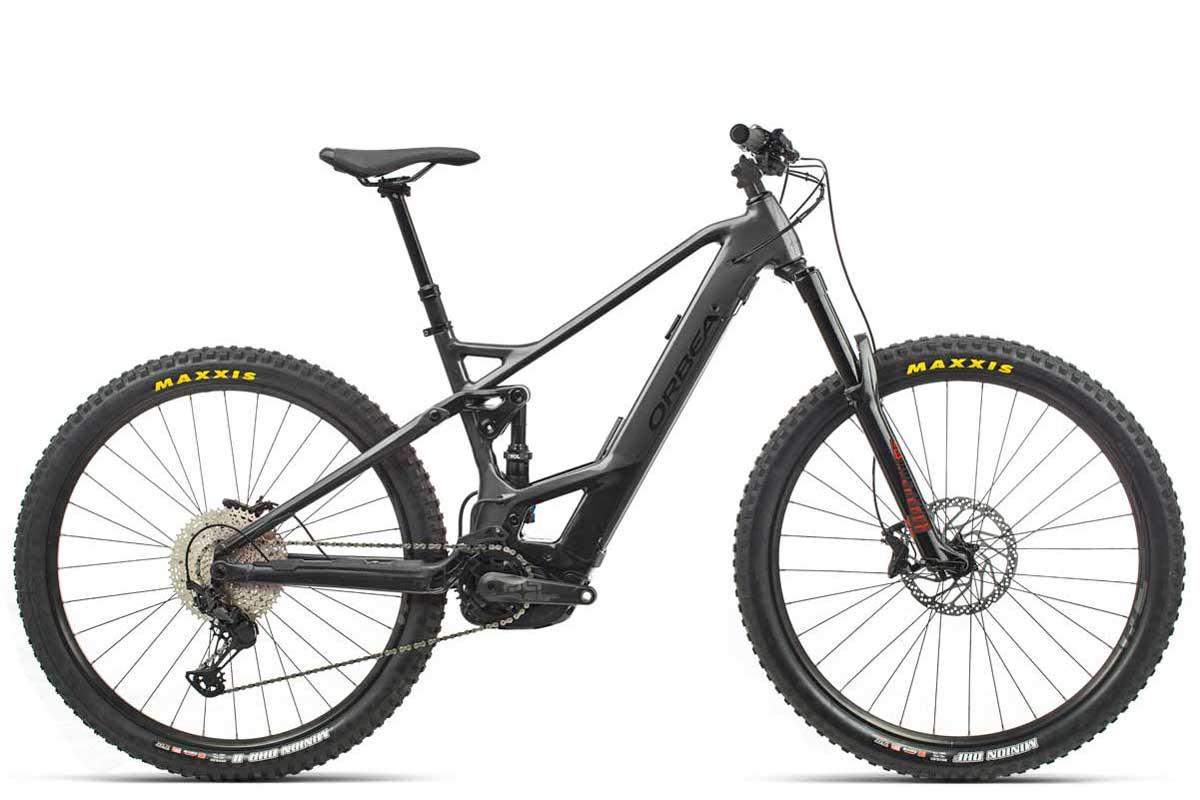 Miete eMountainbike Orbea Wild FS H25