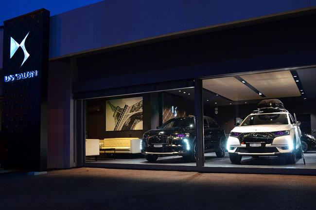 Autohaus Wederich Dona MUTTENZ - DS Automobiles