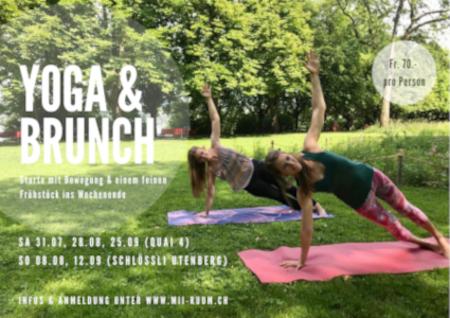 Yoga und Brunch LuzernPNG