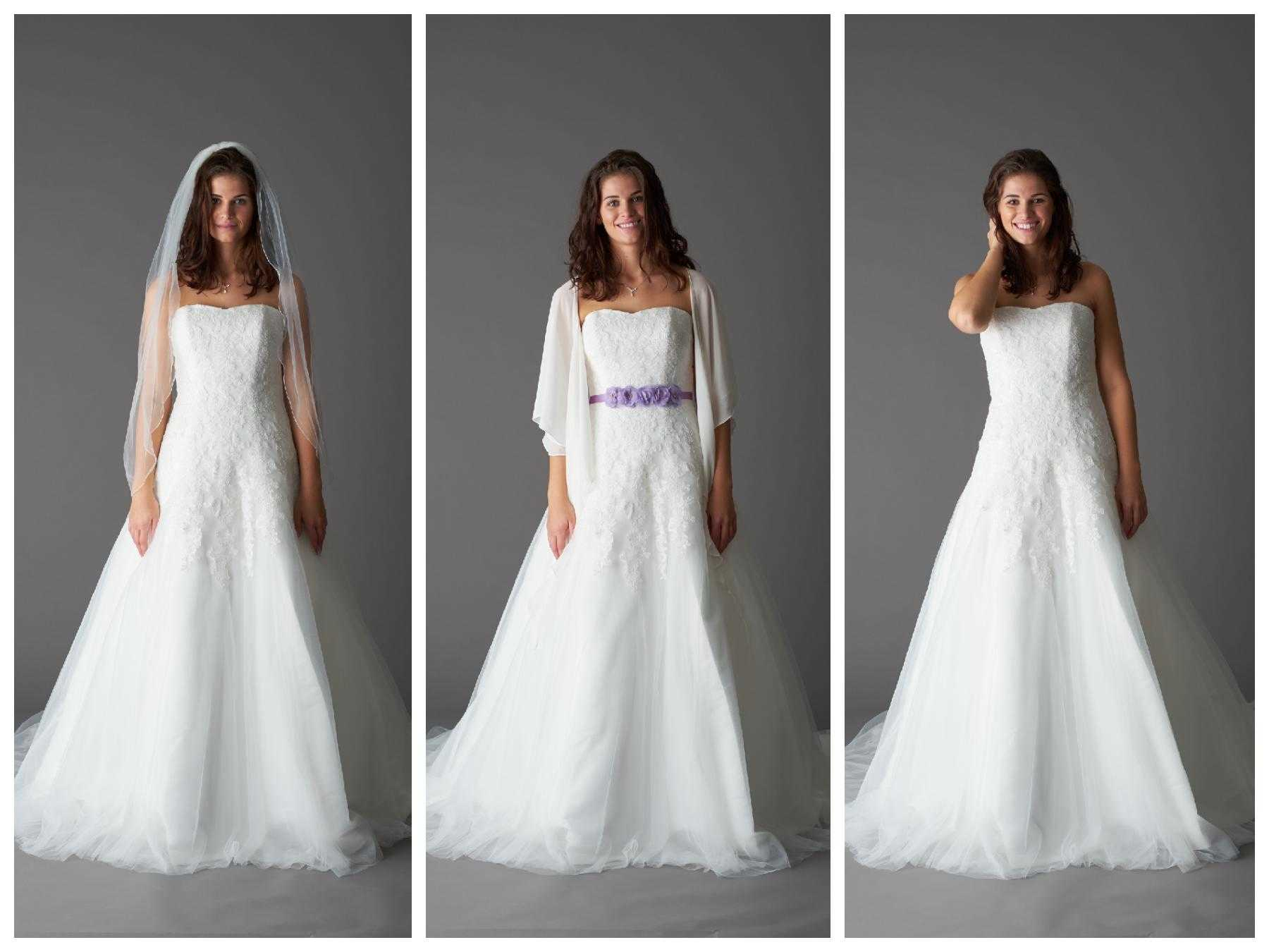 Brautkleid mieten thun