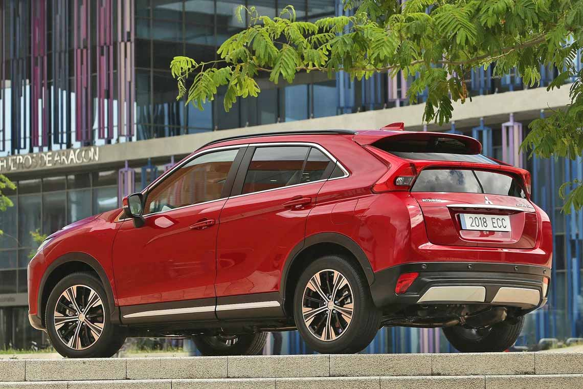 2020 Plug-in-Hybrid Mitsubishi Eclipse Cross PHEV