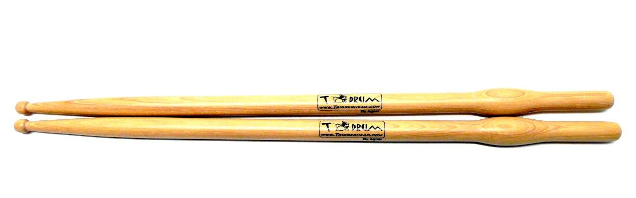 Foto-Tdrum-triggerhead-ddd-drum-sticks