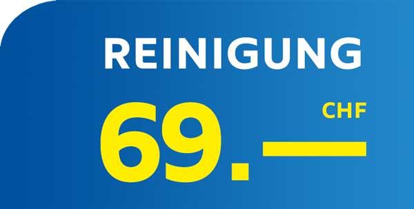 Euromaster Autoreinigung Basel CHF 69