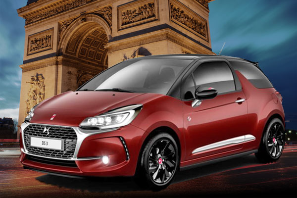 Aktionsangebot DS Automobiles DS 3