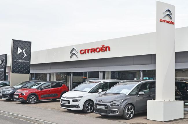 Autohaus Wederich Dona MUTTENZ - Citroen