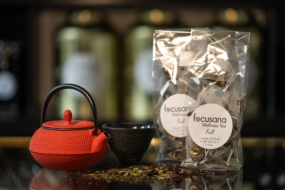 Focusana Wellness Tea Fall