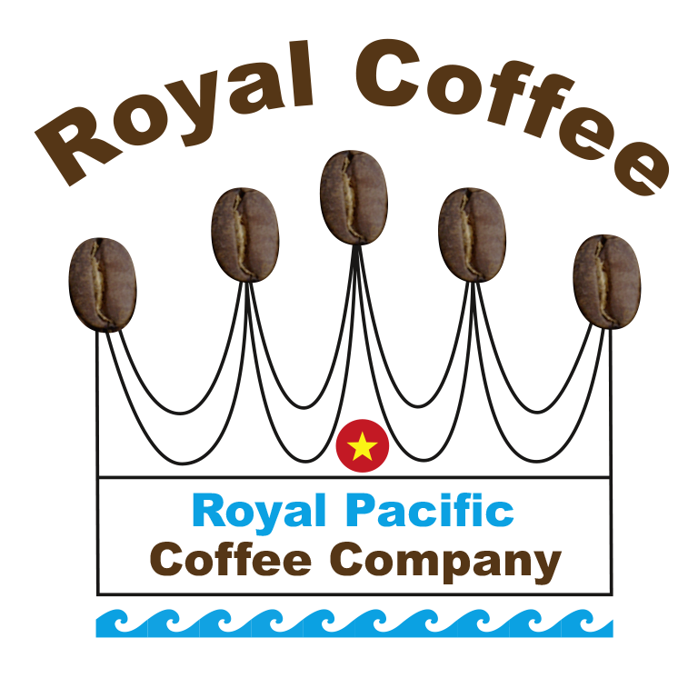 Royal Coffee Silver, Mix Robusta/Arabica Vietnam, 2 Single Origin UTZ, 500 Gramm