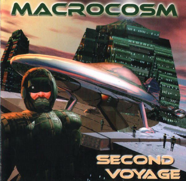 Macrocosm - Second Voyage