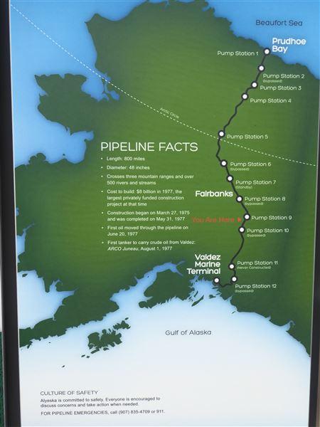 Tok, Alaska - Dawson City, Canada via Denali NP / Von Tok ...