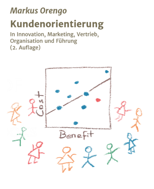 Kundenorientierung in Innovation, Marketing, Vertrieb, Organisation und Führung