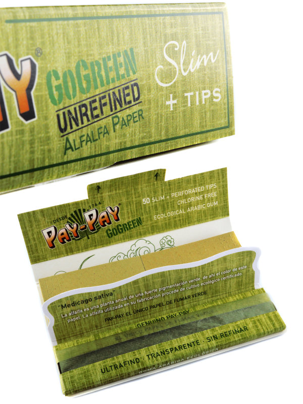 PAY-PAY Papers 'GoGreen'