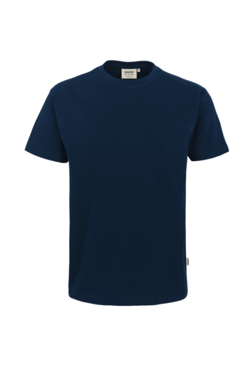 T-Shirt HAKRO Heavy-T 0293 Tinte 34 mit Stickerei