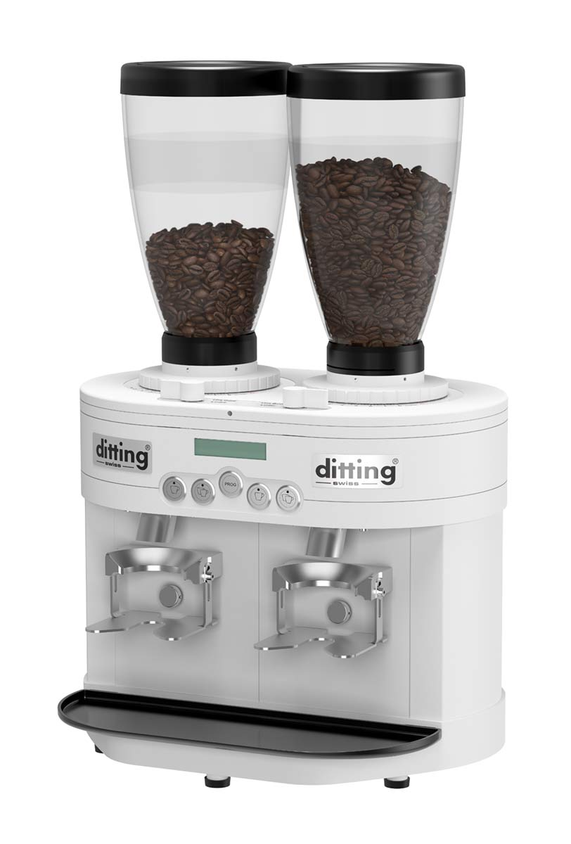 Ditting Espressomühle KED 640 White Twin