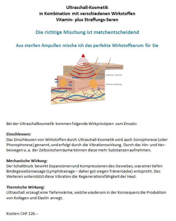 Ultraschall ohne Probebehandlung Print Screenpng