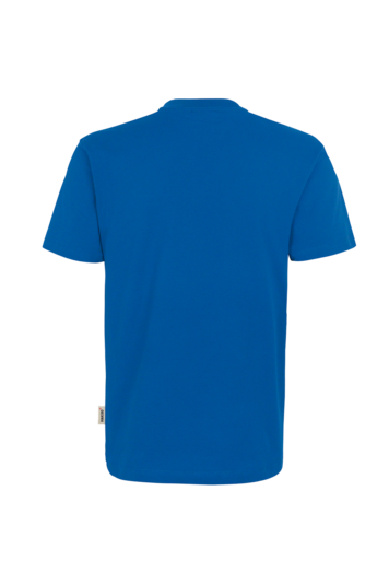 T-Shirt HAKRO Heavy-T 0293 Royal 10 mit Stickerei