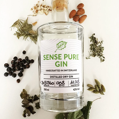 GIN | SENSE PURE GIN | 350 ml