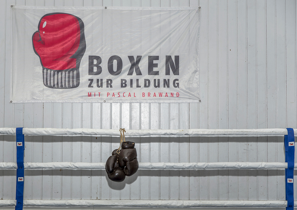 Coaching-Boxen
