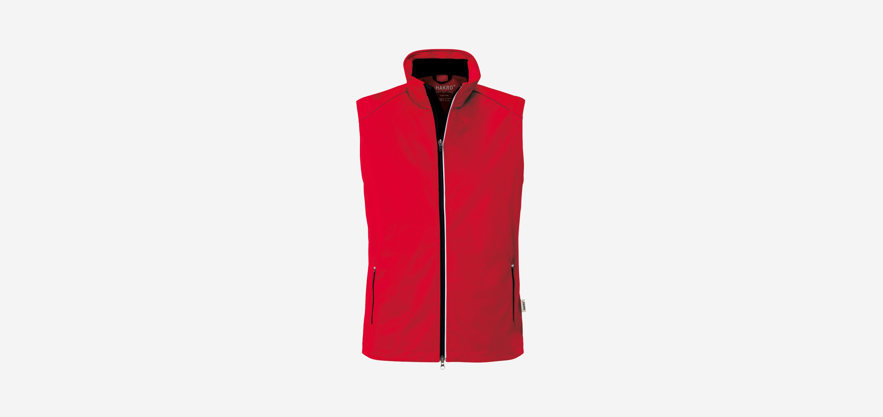 Gilet (Farbe: rot)