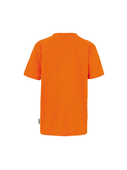 Kids T-Shirt HAKRO Classic 0210 Orange 27