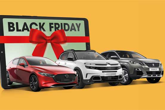 Black Friday Auto Sale 2020