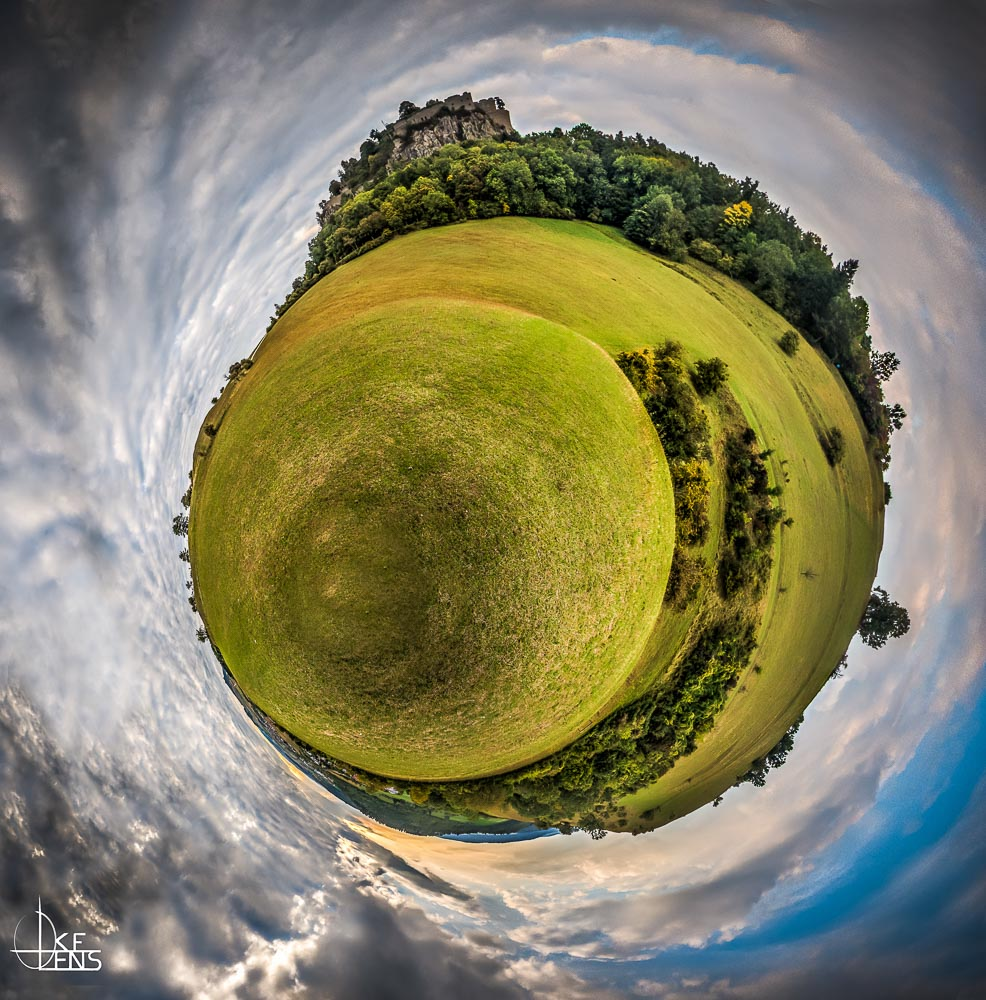 Little Planet - Hohentwiel